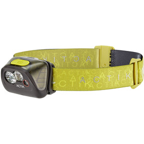 Petzl Actik Faretto, green